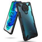 Ringke Fusion X Xiaomi Redmi K30 Pro/Poco F2 Pro oldalra nyíló tok, fekete