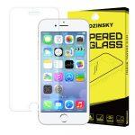 Wozinsky iPhone 6/6S/7/8/SE (2020) premium kijelzővédő edzett üvegfólia (tempered glass) 9H keménységű (nem teljes kijelzős 2D sík üvegfólia), átlátszó