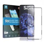 Mocolo Tg Glass Samsung Galaxy S21 Plus kijelzővédő üvegfólia (tempered glass), átlátszó
