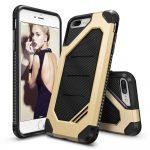 Ringke Max Armor iPhone 7 Plus/8 Plus Heavy Duty Rugged ütésálló hátlap, tok, arany