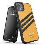 Adidas Original Gazelle iPhone 11 hátlap, tok, arany