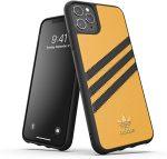 Adidas Original Gazelle iPhone 11 Pro hátlap, tok, arany