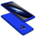 Full Body Case 360 Samsung Galaxy S9, hátlap, tok, kék