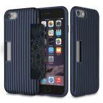 Rock iPhone 7 Cana Series hátlap, tok, kék