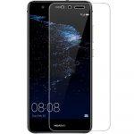Wozinsky Huawei P10 Lite kijelzővédő edzett üvegfólia (tempered glass) 9H keménységű (nem teljes kijelzős 2D sík üvegfólia), átlátszó
