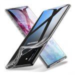 ESR Essential Zero Case Samsung Galaxy Note 10 Plus hátlap, tok, átlátszó