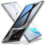 ESR Ice Shield Case Samsung Galaxy Note 10 Plus hátlap, tok, átlátszó
