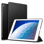 ESR Yippee Color Series iPad Air 10.5 (2019) oldalra nyíló smart tok, fekete