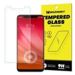 Wozinsky Xiaomi Mi 8 Pro kijelzővédő edzett üvegfólia (tempered glass) 9H keménységű (nem teljes kijelzős 2D sík üvegfólia), átlátszó