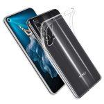 Huawei Honor 20 Pro Ultra Clear Gel 0.5mm szilikon hátlap, tok, átlátszó