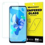Wozinsky Huawei P20 Lite (2019) / Huawei Nova 5i kijelzővédő edzett üvegfólia (tempered glass) 9H keménységű (nem teljes kijelzős 2D sík üvegfólia), átlátszó