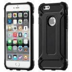 Hybrid Armor Tough Rugged iPhone 11 Pro ütésálló hátlap, tok, fekete
