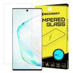 Wozinsky Samsung Galaxy Note 10 UV 5D Full Glue teljes kijelzős edzett üvegfólia (tempered glass), 9H keménységű,ujjlenyomat érzékelő barát, átlátszó