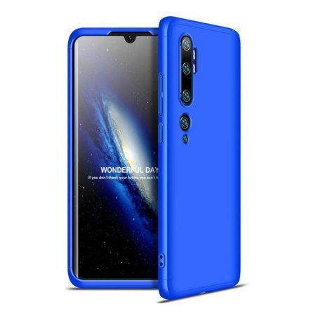 Full Body Case 360 Xiaomi Mi Note 10/Mi Note 10 Pro/Mi CC9 Pro hátlap, tok, kék