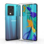 Samsung Galaxy A51 Ultra Clear Gel 0.5mm szilikon hátlap, tok, átlátszó