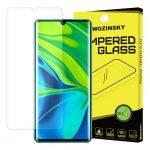 Wozinsky 3D Screen Protector Film Xiaomi Mi Note 10/Mi Note 10 Pro/Mi CC9 Pro 3D teljes kijelzős védőfólia, átlátszó