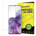 Wozinsky 3D Screen Protector Samsung Galaxy S20 Plus 3D teljes kijelzős védőfólia, átlátszó