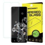Wozinsky 3D Screen Protector Samsung Galaxy S20 Ultra 3D teljes kijelzős védőfólia, átlátszó