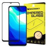 Wozinsky Xiaomi Mi 10T Lite 5D Full Glue teljes kijelzős edzett üvegfólia (tempered glass) 9H keménységű, tokbarát, fekete