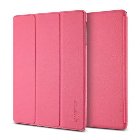 VRS Design (VERUS) Galaxy TabS 10.5 Saffiano K1 mágneses oldalra nyíló tok, rózsaszín