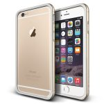 VRS Design (VERUS) iPhone 6 Plus/6S Plus IRON BUMPER hátlap, tok, arany