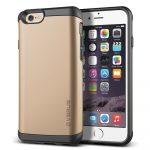 VRS Design (VERUS) iPhone 6/6S Damda Veil hátlap, tok, arany