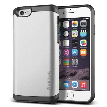 VRS Design (VERUS) iPhone 6/6S Damda Veil hátlap, tok, ezüst