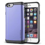 VRS Design (VERUS) iPhone 6/6S Damda Veil hátlap, tok, lila
