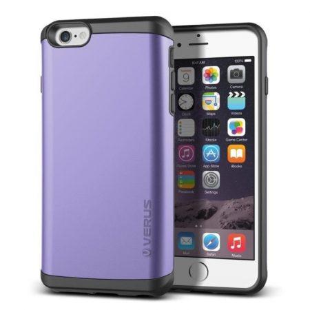 VRS Design (VERUS) iPhone 6 Plus/6S Plus Damda Veil hátlap, tok, lila