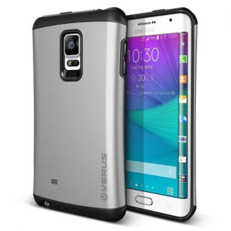 VRS Design (VERUS) Samsung Galaxy Note Edge Hard Drop hátlap, tok, ezüst