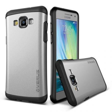 VRS Design (VERUS) Samsung Galaxy A7 Hard Drop hátlap,tok, ezüst