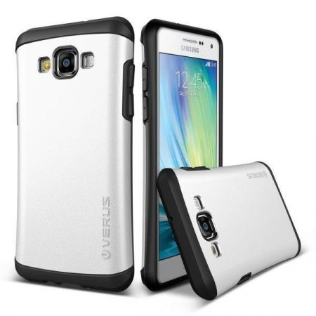 VRS Design (VERUS) Samsung Galaxy A7 Hard Drop hátlap,tok, gyöngyfehér