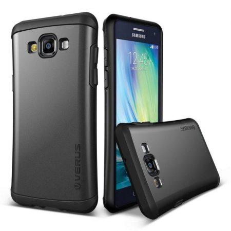 VRS Design (VERUS) Samsung Galaxy A7 Hard Drop hátlap, tok, fekete