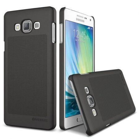 VRS Design (VERUS) Samsung Galaxy A7 Slim Dot hátlap, tok, grafitszürke