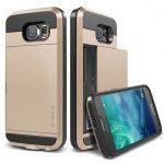 VRS Design (VERUS) Samsung Galaxy S6 Damda Slide hátlap, tok, arany