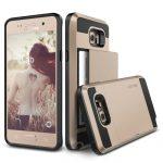 VRS Design (VERUS) Samsung Galaxy Note 5 Damda Slide hátlap, tok, arany