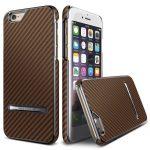 VRS Design (VERUS) iPhone 6/6S Carbon Stick hátlap, tok, rose gold