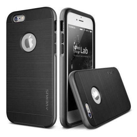 VRS Design (VERUS) iPhone 6 Plus/6S Plus High Pro Shield hátlap, tok, acélezüst