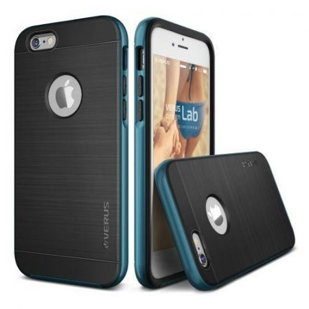 VRS Design (VERUS) iPhone 6 Plus/6S Plus High Pro Shield hátlap, tok, kék