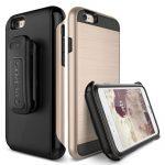 VRS Design (VERUS) iPhone 6/6S Verge Magnetic ACTIVE hátlap, tok, arany
