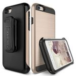 VRS Design (VERUS) iPhone 6/6S Verge Magnetic ACTIVE hátlap, tok, arany