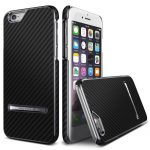 VRS Design (VERUS) iPhone 6 Plus/6S Plus Carbon Stick hátlap, tok, fekete