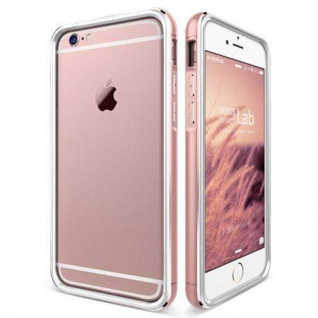 VRS Design (VERUS) iPhone 6 Plus/6S Plus IRON BUMPER alu keret, rozé arany