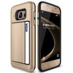 VRS Design (VERUS) Samsung Galaxy S7 Damda Clip hátlap, tok, arany