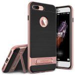 VRS Design (VERUS) iPhone 7 Plus High Pro Shield hátlap, tok, rozé arany