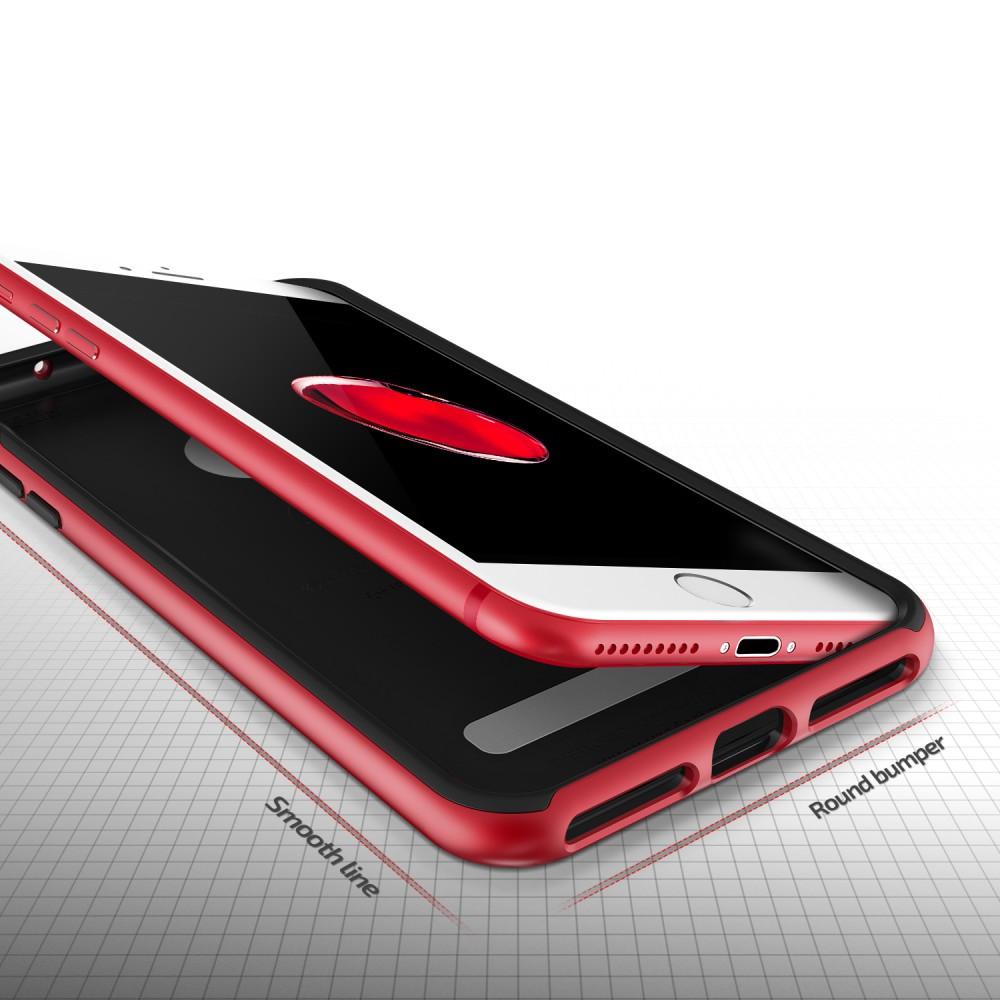 best sneakers 9de34 949f4 VRS Design (VERUS) iPhone 7 Plus High Pro Shield hátlap, tok, piros