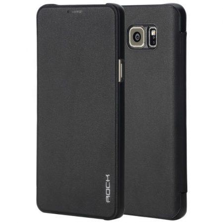 Rock Note 5 Touch Series hátlap, tok, fekete
