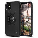 Spigen Gearlock iPhone 11 Bike Mount hátlap, tok, fekete