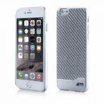 BMW iPhone 6 M Sport Hard Carbon & Aluminium hátlap, tok, ezüst