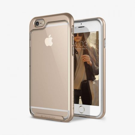 Caseology iPhone 6 Plus/6S Plus Skyfall Series hátlap, tok, arany